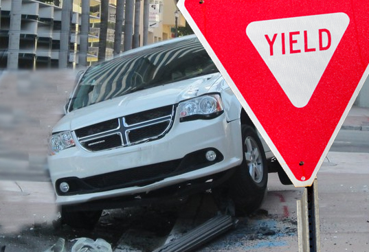 Failure To Yield Accident Attorney Abilene, Texas