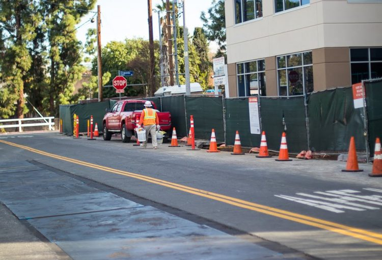 San Angelo, TX – Worker Struck by Vehicle on Sunset Dr near Sherwood Way