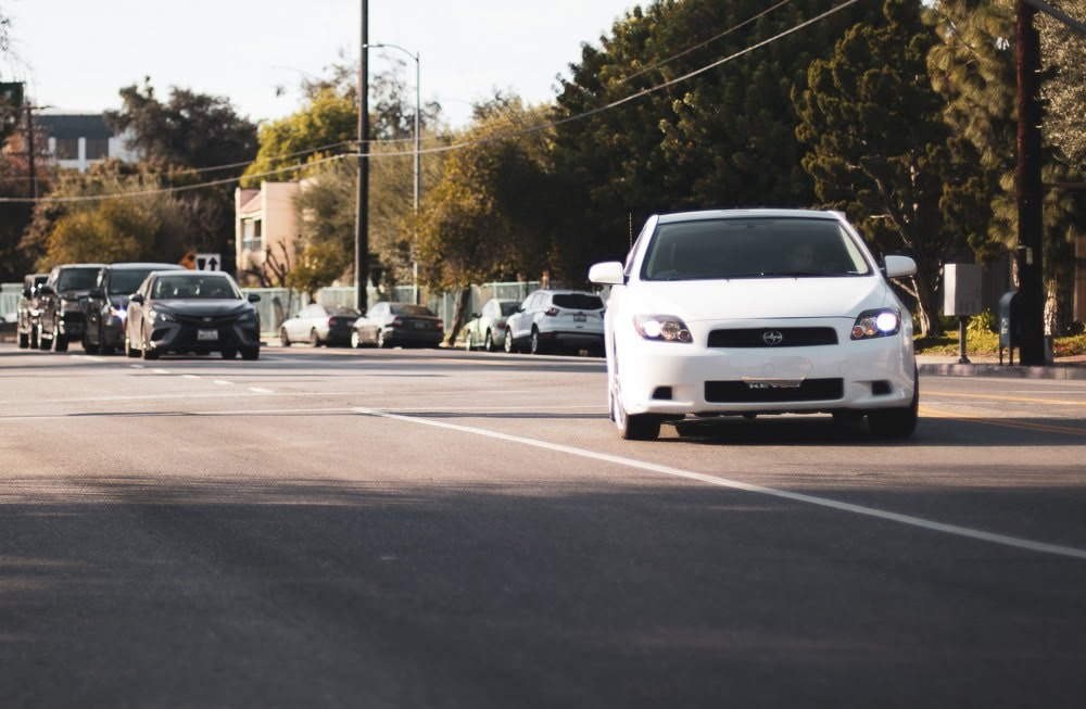 Abilene, TX – Two Injured in Car Crash on S Pioneer Dr