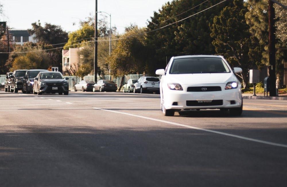 San Angelo, TX – Three Injured in Two-Vehicle Crash on N Main St