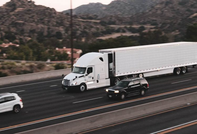 Abilene, TX – Truck Accident with Injuries Reported on I-20