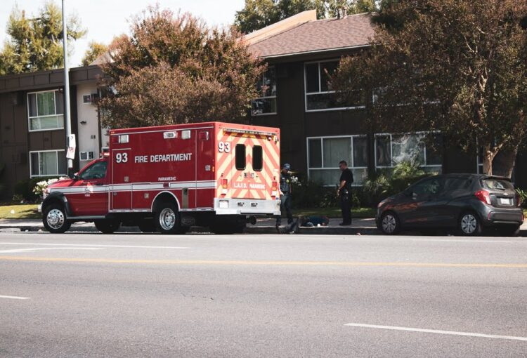 Abilene, TX – Four Injured in Crash on Ambler Ave near Treadaway Blvd