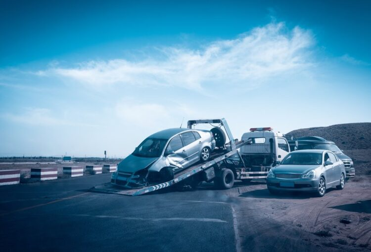 San Angelo, TX – One Injured in Two-Vehicle Crash on US-87