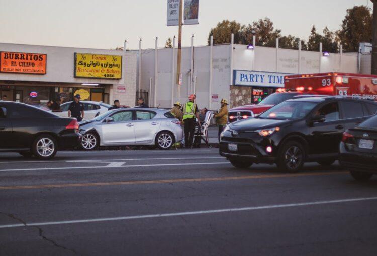 Abilene, TX – One Injured in Car Crash on NE 16th St