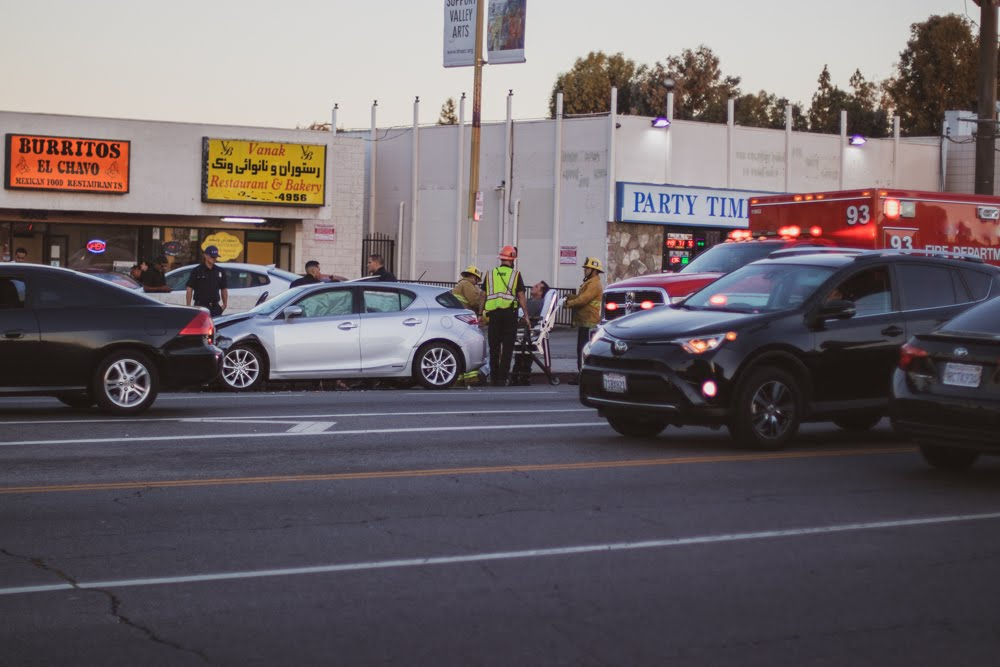 Abilene, TX – One Injured in Car Crash on NE 16th St