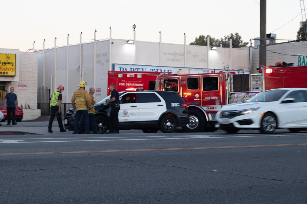 San Angelo, TX – Vehicle Collision on US-67 Leaves One Injured