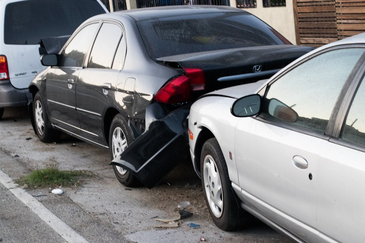 Abilene, TX – Two Injured in Car Crash on Antilley Rd