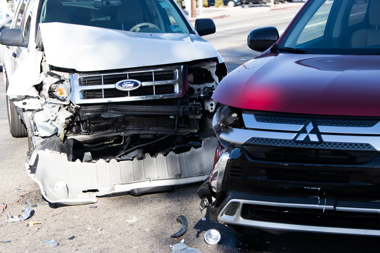 Abilene, TX – One Injured in Car Crash on Business 83